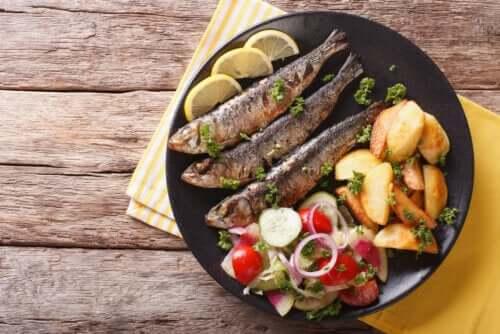 3 principaux bienfaits des sardines