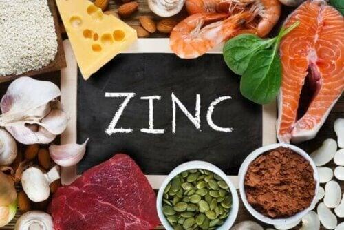 Quelle est la fonction du zinc dans le corps ?