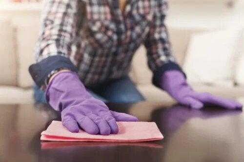 Astuces pour se débarrasser de la poussière accumulée