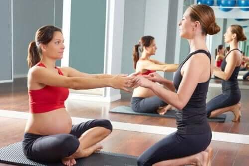 Quel exercice physique peut faire une femme enceinte ?