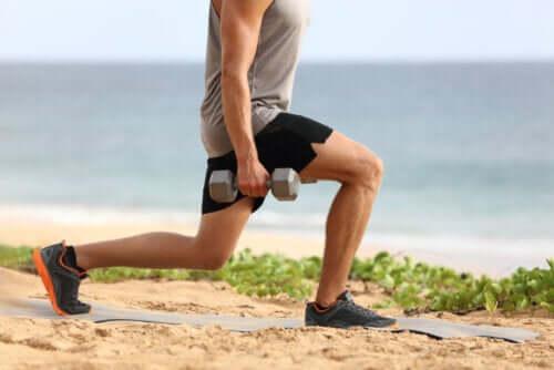 Aliments qui renforcent les muscles et les tendons