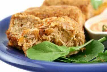 3 façons de préparer des croquettes de thon