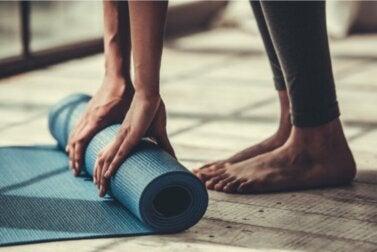 4 exercices de Pilates pour les débutants