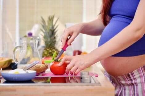 La prégorexie pendant la grossesse.