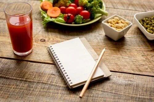 Lutter contre l'obésité passe aussi par une alimentation saine.e