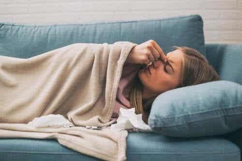 4 solutions contre la sinusite