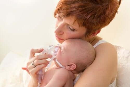 Les maladies respiratoires les plus fréquentes chez les nouveau-nés