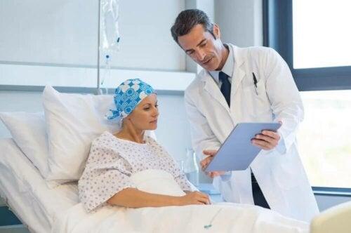 Les effets de la chimiothérapie sur l'organisme.