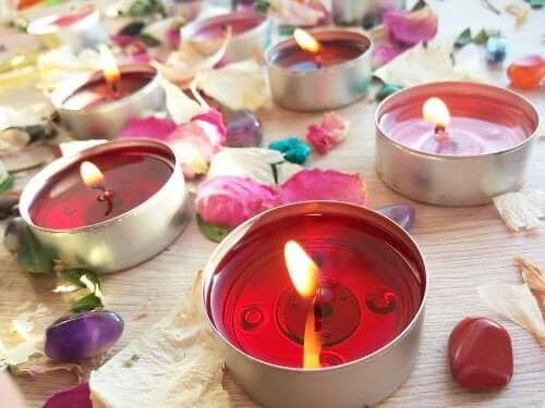 Idées originales pour faire des bougies en gel parfumées