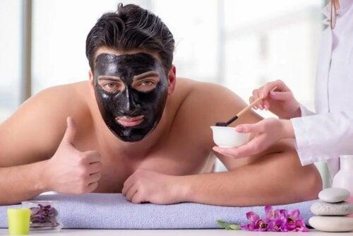 Les masques pour la peau sont utile pour divers types de problèmes