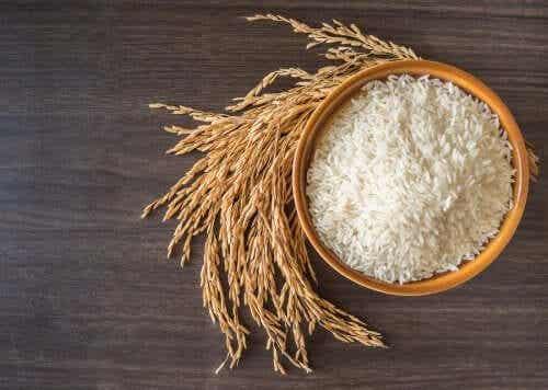 2 recettes saines à base de riz