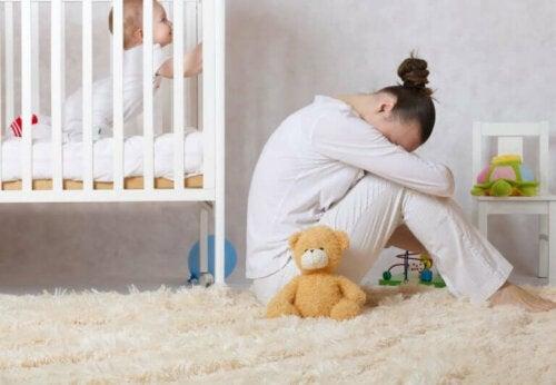 La dépression post-partum : ce que c'est et comment la traiter