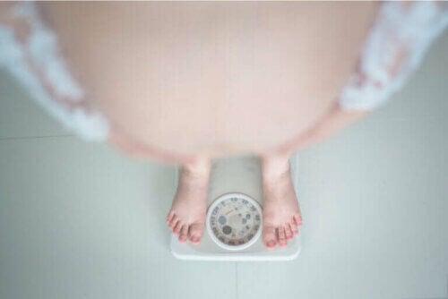 Les difficultés de l'obésité pendant la grossesse