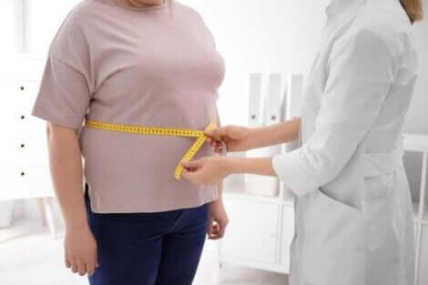 Obésité et lombalgie.