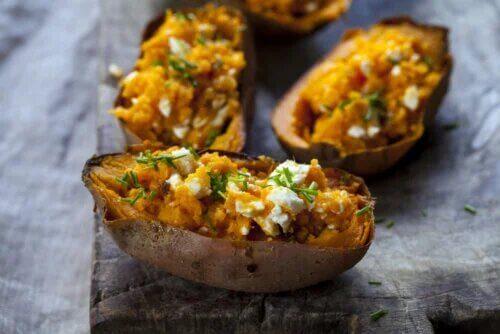 La patate douce : propriétés et bénéfices