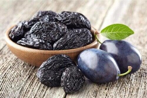 Des variétés de prunes à faire sécher.