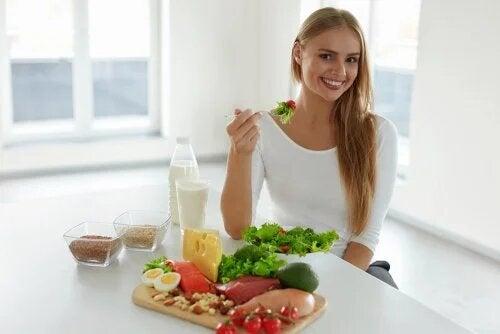 Prévenir le cancer passe par une alimentation saine.