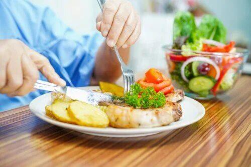 Restrictions alimentaires pour les patients neutropéniques