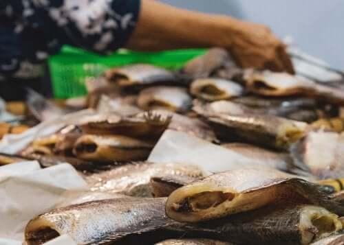 Symptômes de l'intoxication par consommation de poisson