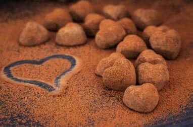 Des truffes.