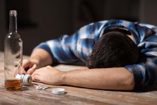 Antidépresseurs et alcool : les effets de leur mélange
