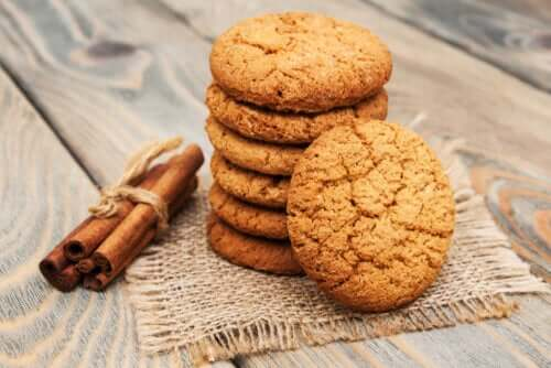 Recette simple de biscuits à la cannelle