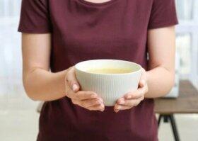 La crème d'amande froide au raisin et au melon, une recette rafraîchissante
