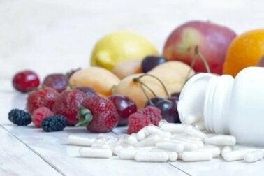Hypervitaminose : excès de vitamines