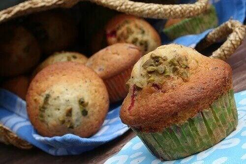 La farine de teff permet de créer de délicieuses patisseries.