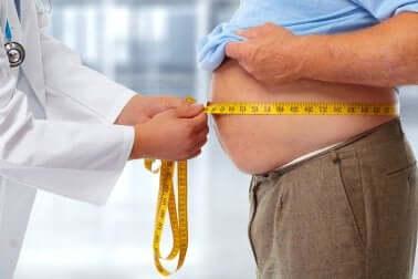 Un patient obèse.