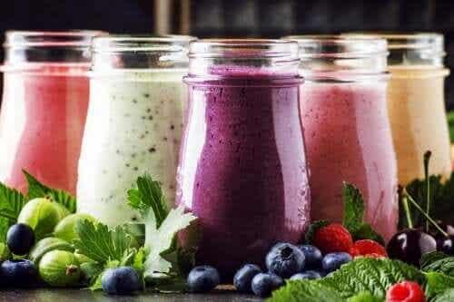 Smoothies aux fruits et au yaourt : comment les préparer ?