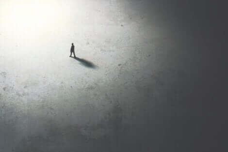 La solitude.