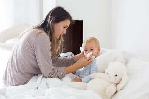 Bronchiolite chez les bébés : que faut-il savoir ?