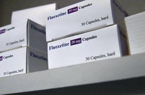 La fluoxétine est un médicament contre la dépression.