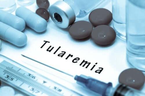 Tularémie : symptômes et causes