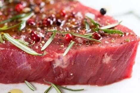 Un beau morceau de viande.