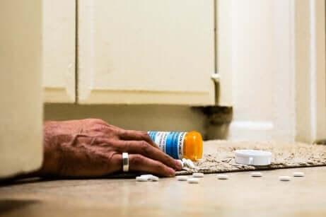 Addiction aux opiacés.