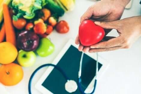 Alimentation pour la santé cardiovasculaire.