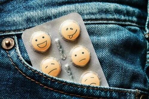 Paroxétine : utilisations et effets secondaires