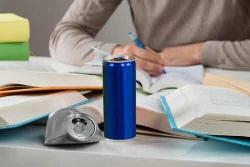 Les boissons énergétiques : risques pour la santé