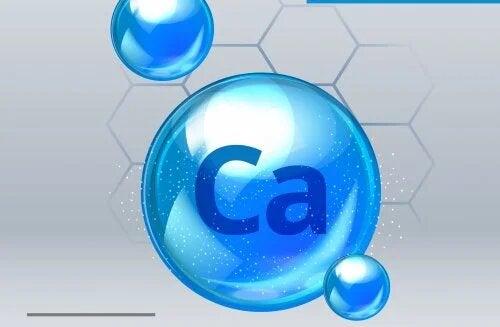 Le carbonate de calcium est un dérivé du calcium.