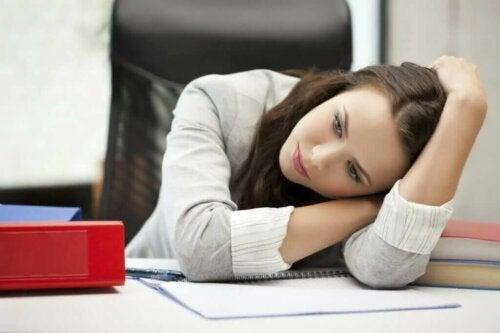 La déshydratation peut affecter la concentration.