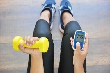Régime alimentaire chez les sportifs diabétiques