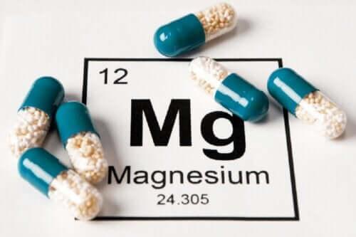 Hypomagnésémie : faible taux de magnésium sanguin
