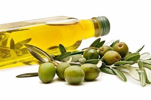 Les huiles d'olive vierges sont bonnes pour la santé