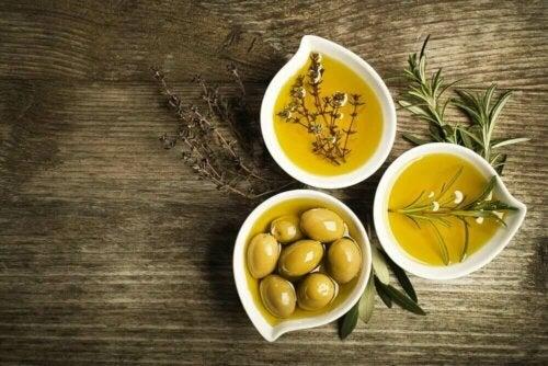 Il est important de consommer des huiles d'olive vierges.