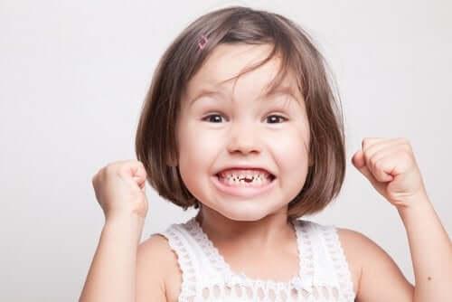 Tout ce qu'il faut savoir sur les dents de lait