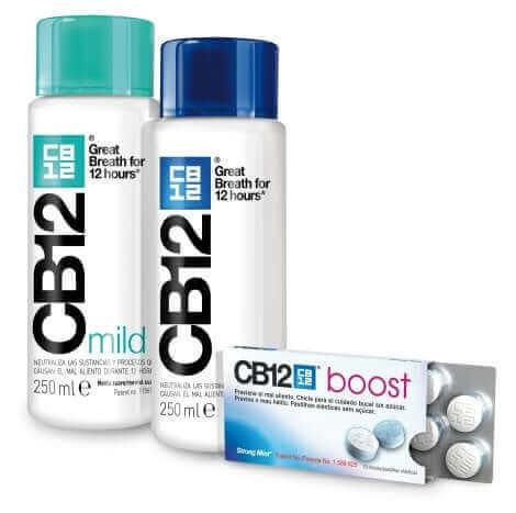 Des produits CB12.