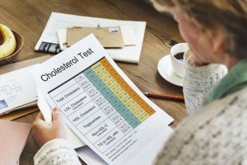 Guide pour le soin du cholestérol