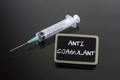 Recommandations pour les personnes avec un traitement anticoagulant